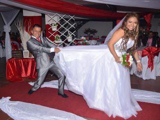 El matrimonio de Yaddy Paola y Wilmar