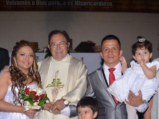 El matrimonio de Yaddy Paola y Wilmar 3