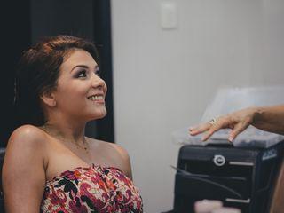 El matrimonio de Carlos y Sandra 3