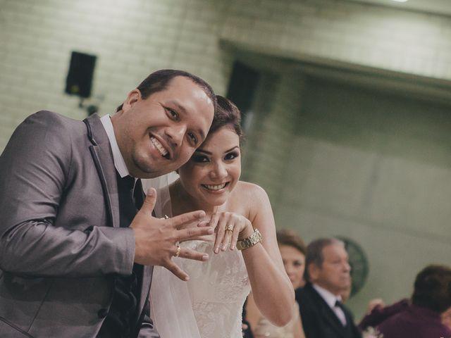 El matrimonio de Carlos y Sandra
