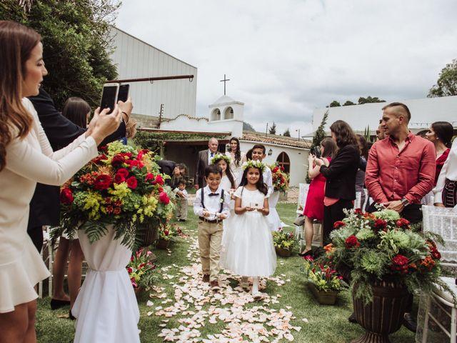 El matrimonio de Juan y Juliana en Chía, Cundinamarca 39