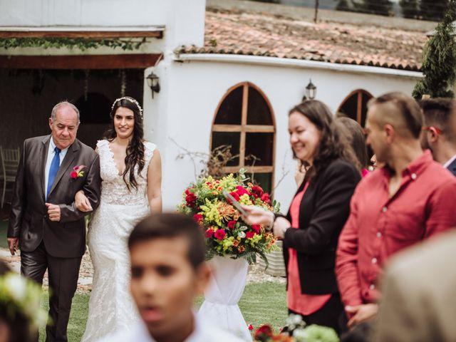 El matrimonio de Juan y Juliana en Chía, Cundinamarca 41