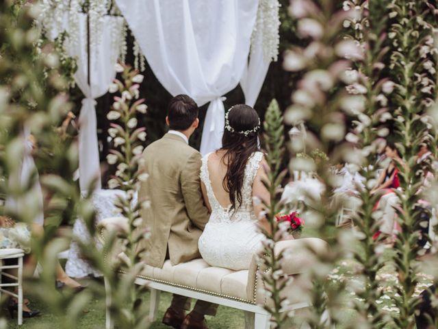 El matrimonio de Juan y Juliana en Chía, Cundinamarca 44