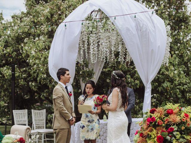 El matrimonio de Juan y Juliana en Chía, Cundinamarca 48