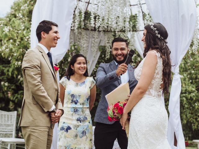 El matrimonio de Juan y Juliana en Chía, Cundinamarca 49