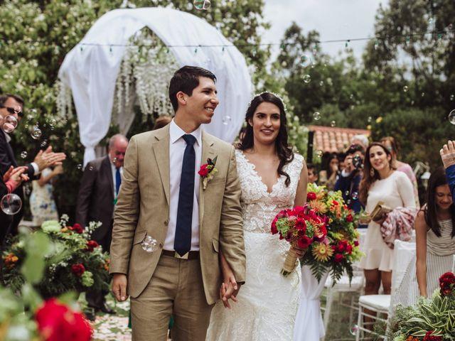 El matrimonio de Juan y Juliana en Chía, Cundinamarca 68