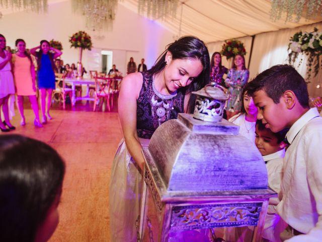 El matrimonio de Juan y Juliana en Chía, Cundinamarca 93