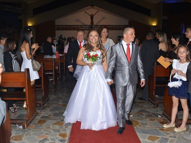 El matrimonio de Wilmar y Yaddy Paola en Pereira, Risaralda 9