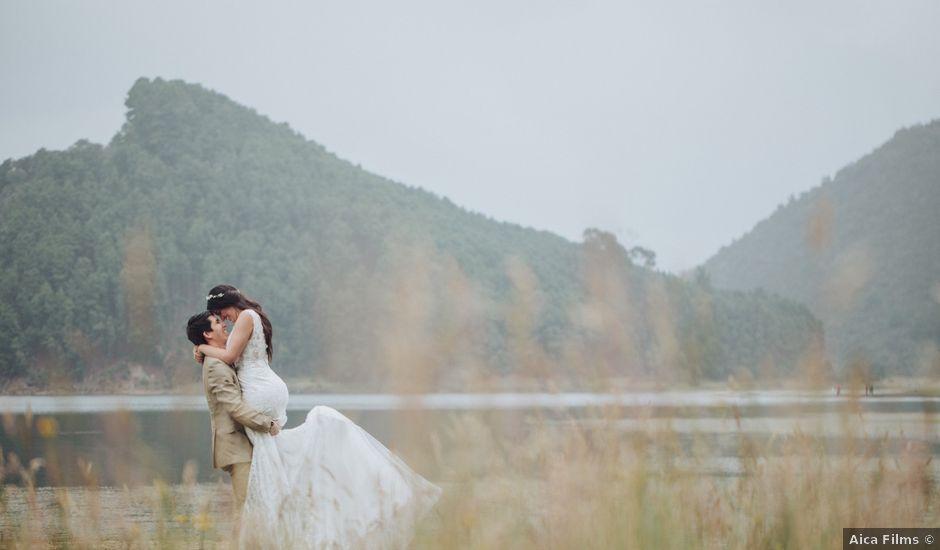 El matrimonio de Juan y Juliana en Chía, Cundinamarca