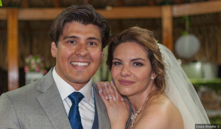 El matrimonio de Ariel y Angie en La Dorada, Caldas