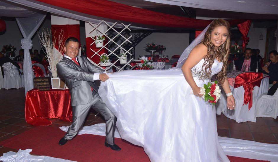El matrimonio de Wilmar y Yaddy Paola en Pereira, Risaralda