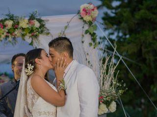 El matrimonio de Julio y Diana