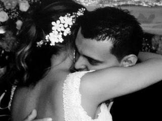 El matrimonio de Erika y Sebastian 2