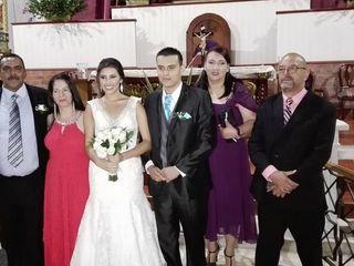 El matrimonio de Erika y Sebastian 3