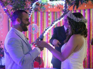 El matrimonio de Angélica y Jeckson  3