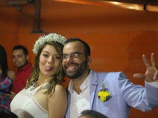 El matrimonio de Angélica y Jeckson