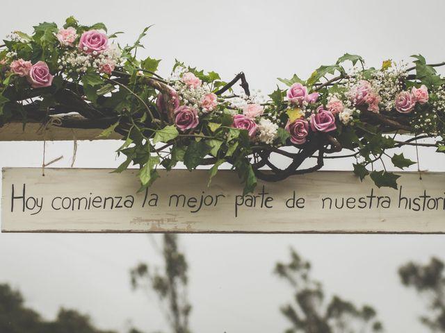 El matrimonio de Javier y Ana en La Calera, Cundinamarca 33