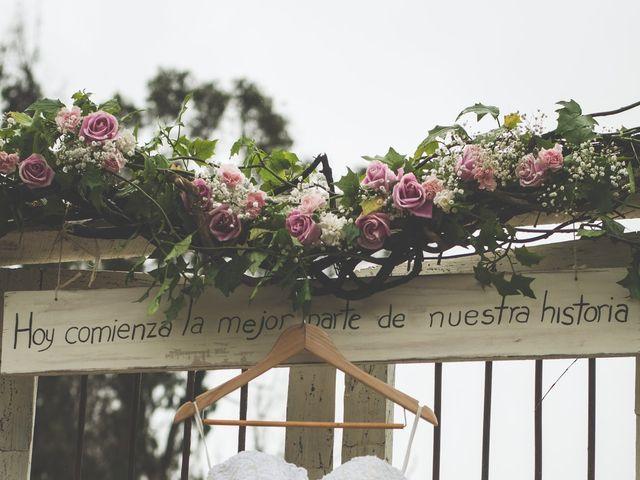 El matrimonio de Javier y Ana en La Calera, Cundinamarca 53