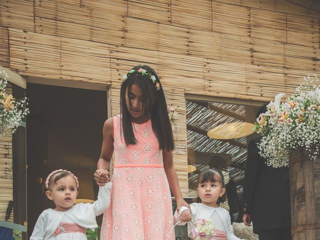 El matrimonio de Javier y Ana en La Calera, Cundinamarca 88
