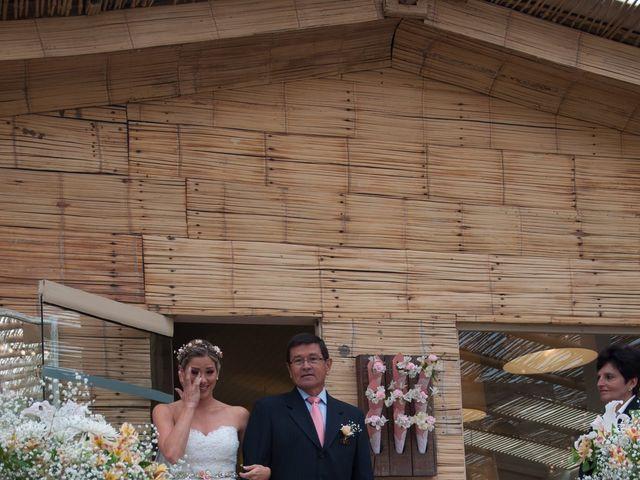 El matrimonio de Javier y Ana en La Calera, Cundinamarca 92