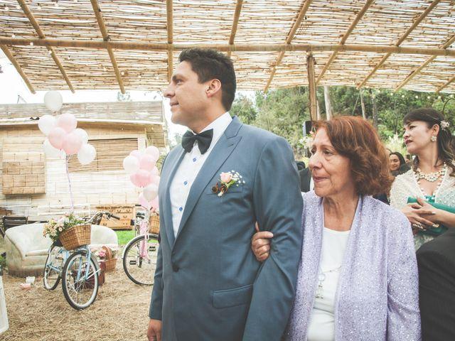 El matrimonio de Javier y Ana en La Calera, Cundinamarca 94