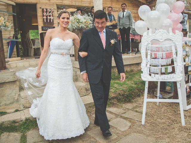 El matrimonio de Javier y Ana en La Calera, Cundinamarca 95