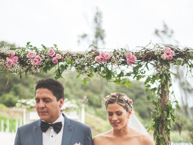 El matrimonio de Javier y Ana en La Calera, Cundinamarca 100