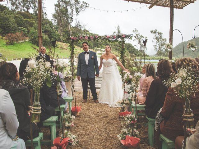 El matrimonio de Javier y Ana en La Calera, Cundinamarca 102