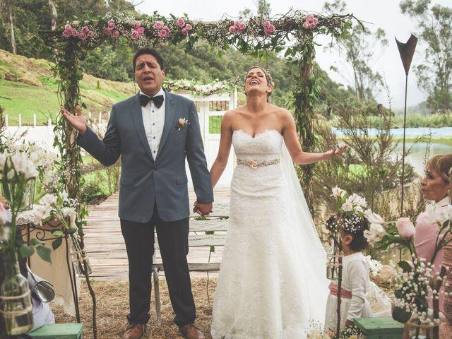 El matrimonio de Javier y Ana en La Calera, Cundinamarca 103