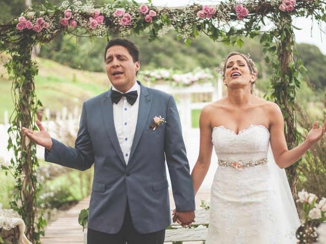 El matrimonio de Javier y Ana en La Calera, Cundinamarca 104