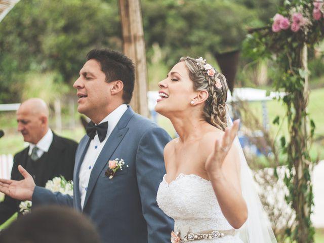 El matrimonio de Javier y Ana en La Calera, Cundinamarca 105