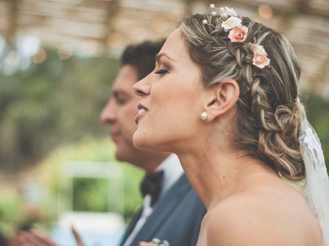 El matrimonio de Javier y Ana en La Calera, Cundinamarca 107