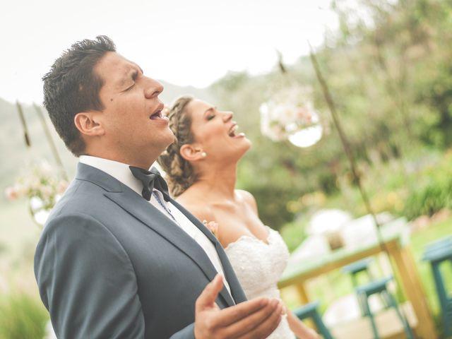 El matrimonio de Javier y Ana en La Calera, Cundinamarca 112