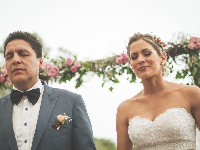 El matrimonio de Javier y Ana en La Calera, Cundinamarca 114