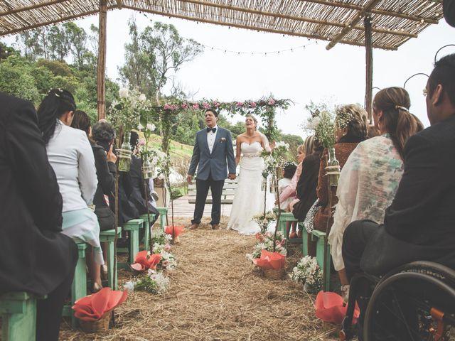 El matrimonio de Javier y Ana en La Calera, Cundinamarca 116