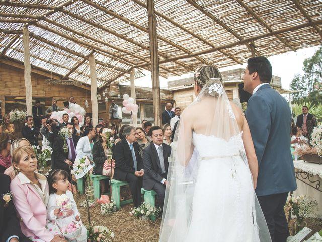 El matrimonio de Javier y Ana en La Calera, Cundinamarca 117