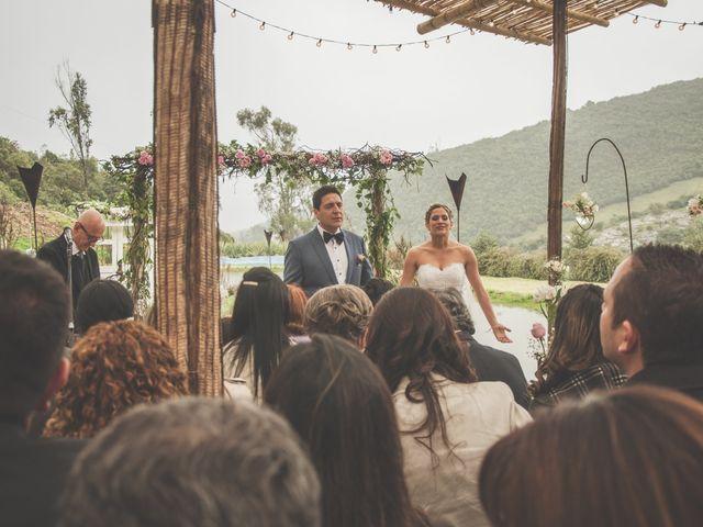 El matrimonio de Javier y Ana en La Calera, Cundinamarca 118