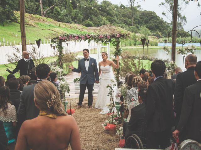 El matrimonio de Javier y Ana en La Calera, Cundinamarca 121