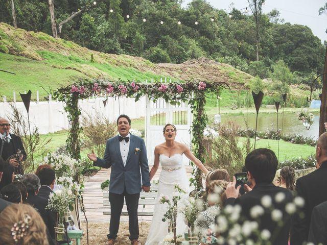 El matrimonio de Javier y Ana en La Calera, Cundinamarca 122