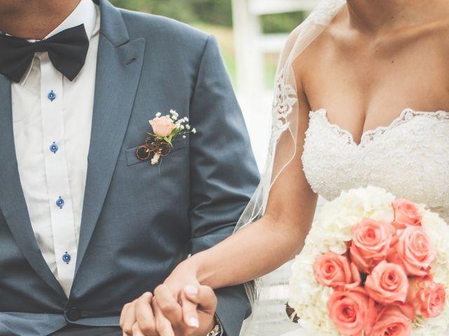 El matrimonio de Javier y Ana en La Calera, Cundinamarca 125