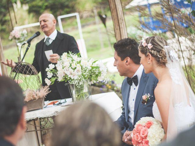 El matrimonio de Javier y Ana en La Calera, Cundinamarca 130