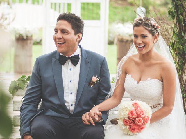 El matrimonio de Javier y Ana en La Calera, Cundinamarca 131