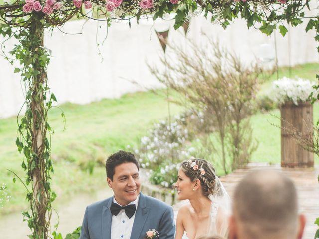El matrimonio de Javier y Ana en La Calera, Cundinamarca 134