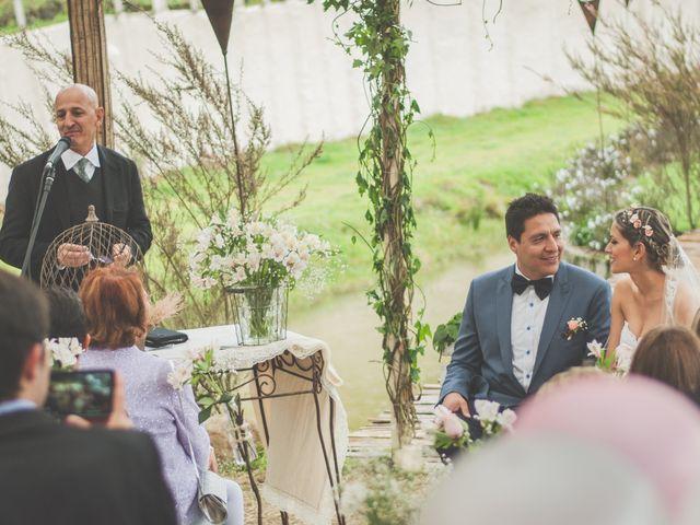 El matrimonio de Javier y Ana en La Calera, Cundinamarca 135