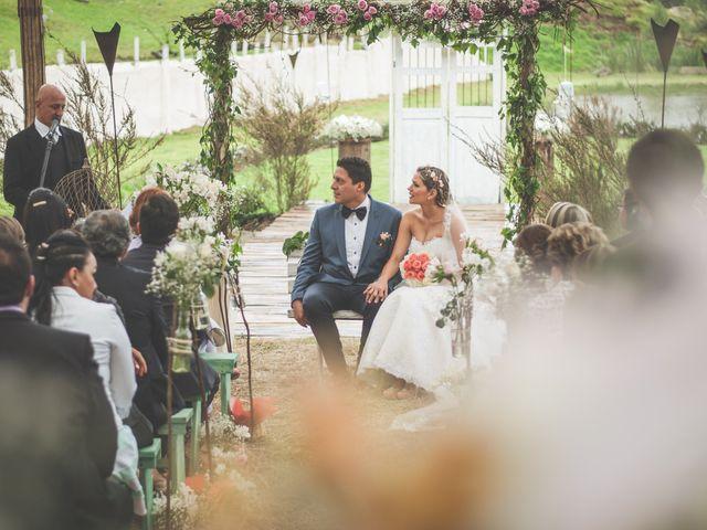El matrimonio de Javier y Ana en La Calera, Cundinamarca 137