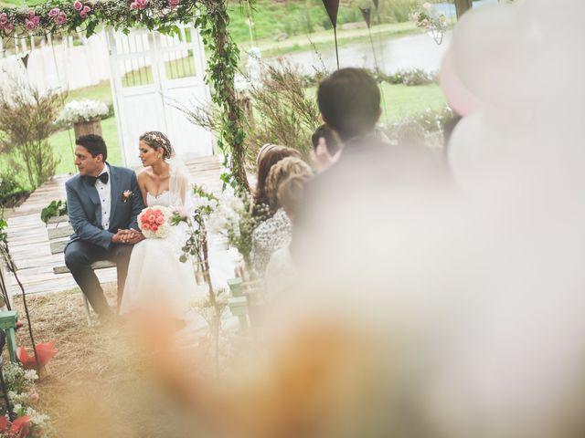 El matrimonio de Javier y Ana en La Calera, Cundinamarca 138