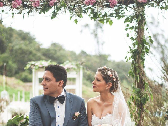 El matrimonio de Javier y Ana en La Calera, Cundinamarca 139