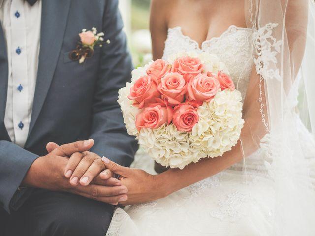 El matrimonio de Javier y Ana en La Calera, Cundinamarca 142