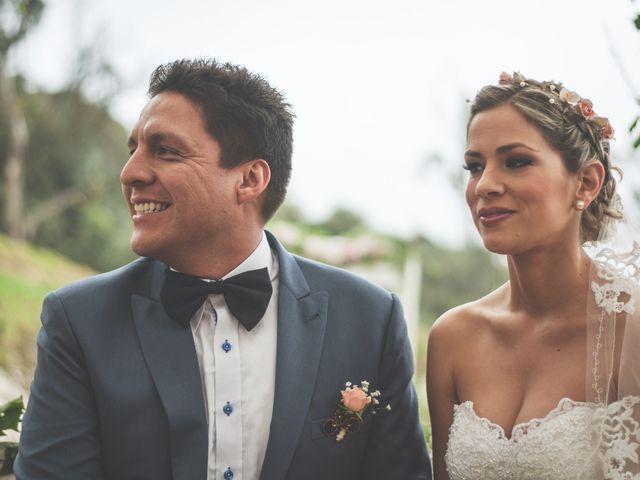 El matrimonio de Javier y Ana en La Calera, Cundinamarca 143