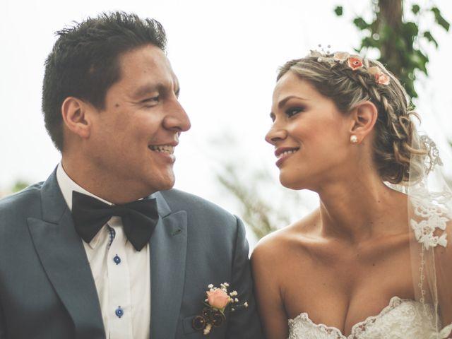 El matrimonio de Javier y Ana en La Calera, Cundinamarca 144